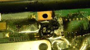 Copper Shim Failure 4