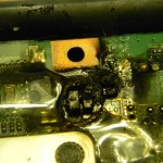 Copper Shim Failure 5