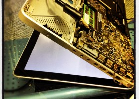 Apple logic board repair